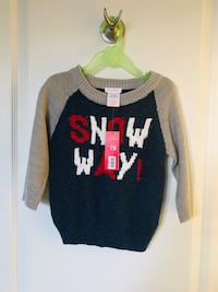 1 year girl sweater  London, N6G 5N2