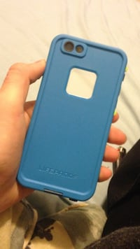 blue lifeproof iphone case Gatineau, J9H 6W2