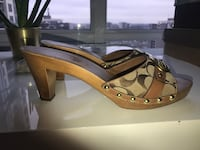 Woman's Brand Name Heels. Size 10 Toronto, M9C 0A9