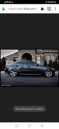 "Complete package 19"" rims and summer Bridgestone Potenza  Lexus GS IS Toronto, M9L 2K6"