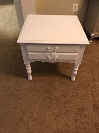 Side table or nightstand