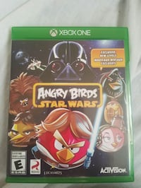 ANGRY BIRDS STAR WARS XBOX ONE Amherstview, K7N 1V3