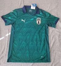 Italy National Team Soccer Jersey