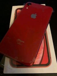 IPHONE XR [RED] 64GB