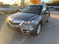 2011 Acura RDX Technology AWD Burnaby