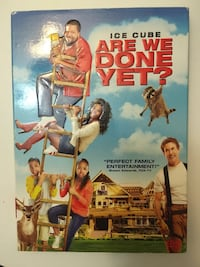 Are We There Yet DVD unopened View Park, 90008