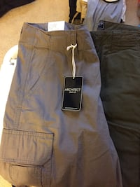 2  pair of brand  new shorts architect jeans co. Westminster, 21157