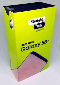 New Samsung S8+ for Straight Talk wireless Virginia Beach, 23455