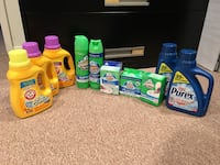 Cleaning supplies Potomac, 20854