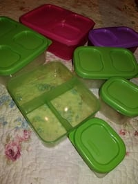 Rubbermaid lunch blox containers Essex, 21221