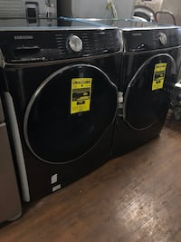 JUMBO SIZE MEGA SIZE WASHER AND DRYER