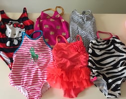 Clothes  toddler girl swimsuits