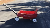 red Radio Flyer pull wagon Castro Valley, 94546