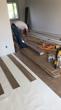 Installation harwood floor laminate vinil  Toronto