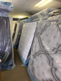 Mattress Clearance Sale! 50-80% off retail store prices! $40 down