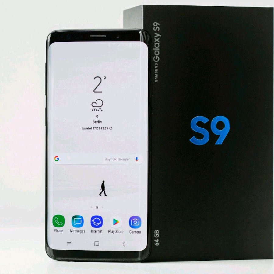 Galaxy S9 *All carrier supported