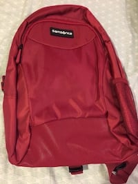 New Samsonite Bagpack 3753 km