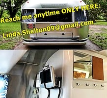 Great for living airstream