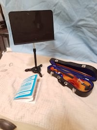 American Girl Doll Violin & Music Stand Retired