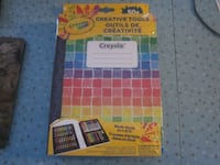 Brand New Sealed Crayola 50 Piece Ctreative Tool Kit Winnipeg