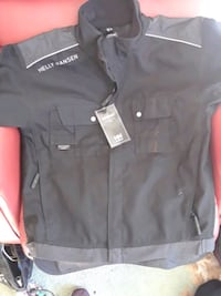 helley hansen canvas work jacket 3733 km
