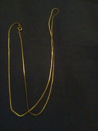 gold-colored necklace Lincoln, 68504