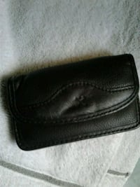 Leather business card holder Harker Heights, 76548