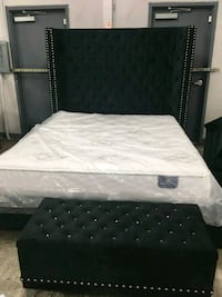 "Queen King 72"" Bed frame $39 DOWN  Las Vegas, 89109"