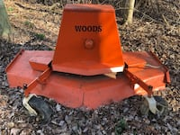 Woods mower Aberdeen, 21001
