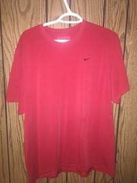 Red Nike Tee size XL