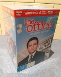 THE OFFICE - Complete Collection Montmorency, 3094