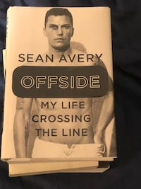 Sean Avery book