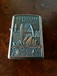 Beautiful copper lighter works perfectly Victoria, V9A 6A6