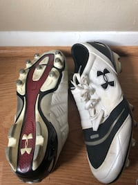 UA soccer cleats 9 Germantown, 20876