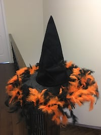 Halloween Witch Hat. Vaughan, L4H 3R4