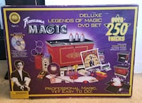 Fantasma Magic Deluxe DVD Set Alexandria, 22304