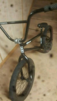 black and gray bicycle frame Innisfail, T4G 1Y2