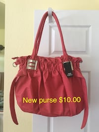 Various new purses for sale priced as marked Anaheim, 92807