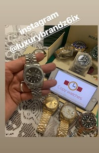 R•E•P•L•I•C•A Rolex Watch Hublot Watch. Analog watch Toronto, M8V 2M3