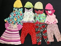 Assorted baby girl clothes Irving, 75039