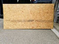 Plywood, we have over 10 good condition  Vaughan, L4L 5G3