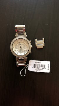 Michael Korda watch- with expanding links DeLand, 32720