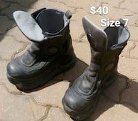 Swear Boots (retail approx $200) Red Deer