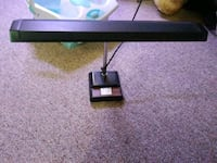 rectangular brown wooden coffee table Des Moines, 50312