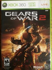 Gears of War 3 Xbox 360 game case New York, 10463