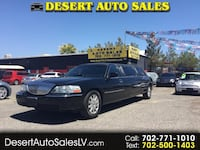 2011 Lincoln Town Car 4dr Sdn Signature Limited Las Vegas