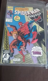 Marvel Comics Spider-Man Classics comic book Oldbury, B69 1BJ