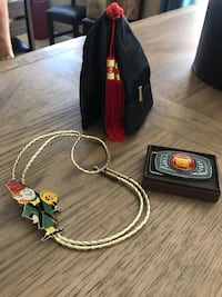 Shriners Fez and accessories Corona