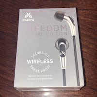 NEW Jaybird Freedom Wireless Headphones Depew, 14043