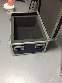 gray and black metal tool chest Cape Coral